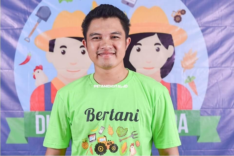Petani Milenial Sukses - Rizal Fahreza