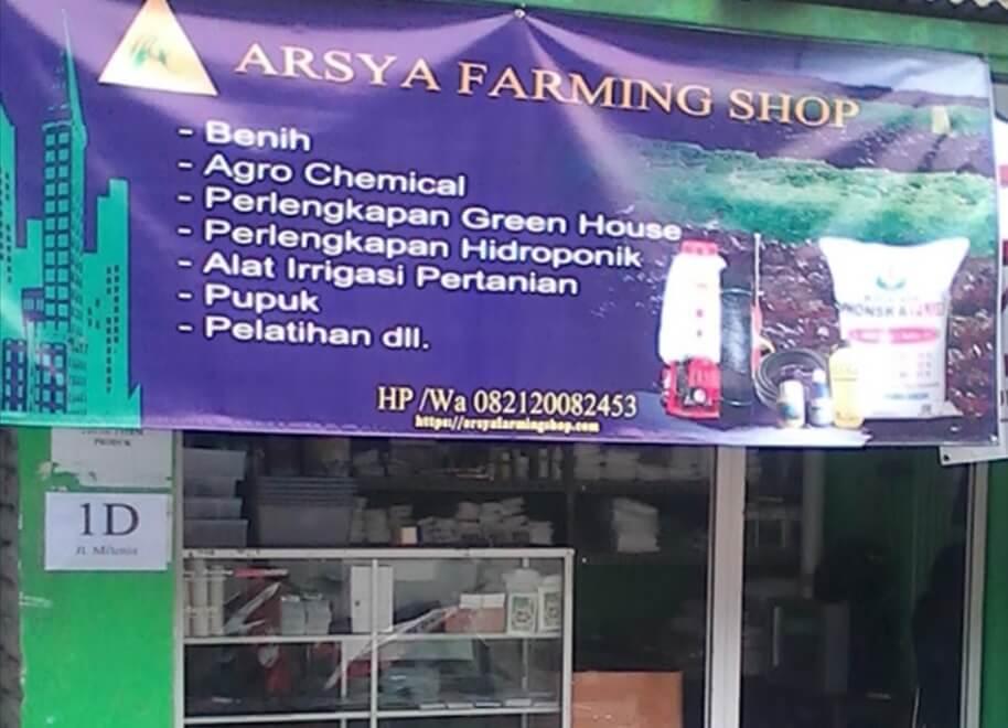 Arsya Farming Shop