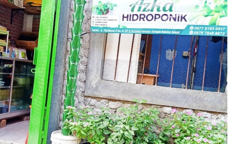 Azka Hidroponik