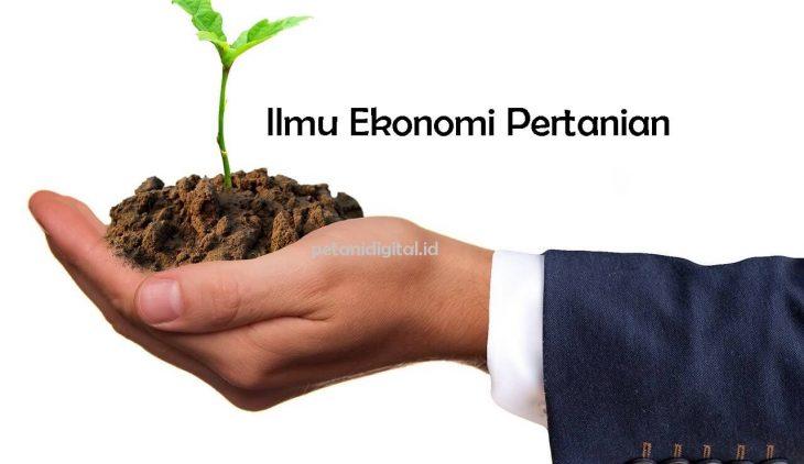Ilmu Ekonomi Pertanian di Indonesia