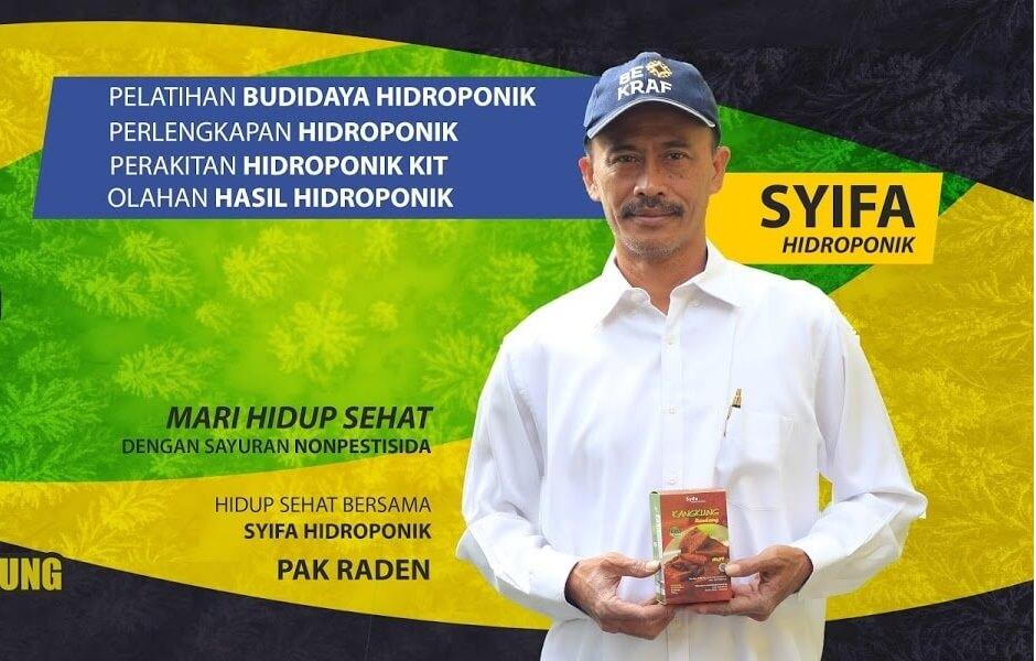 Syifa Hidroponik Medan